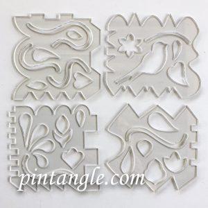 Stitchers templates set 2