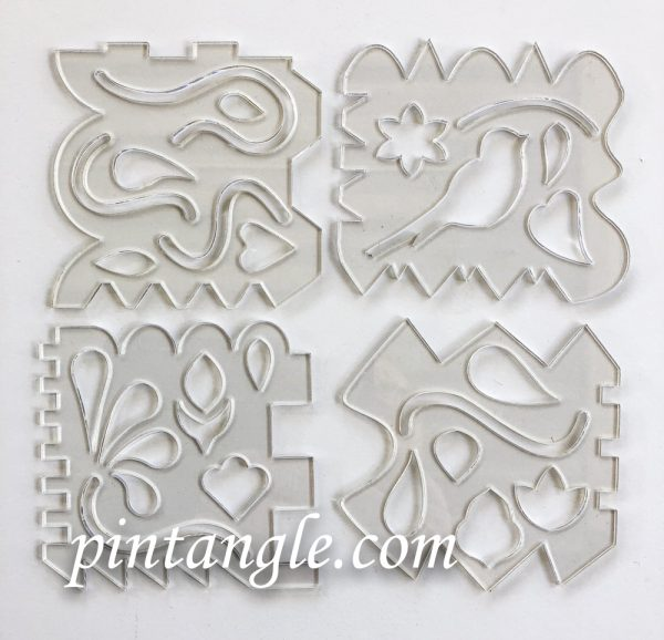 Stitchers templates set 2