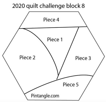2020 challenge Block 8 pattern