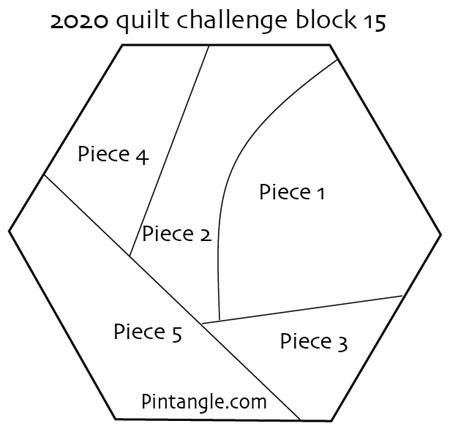 2020 quilt block 15 pattern