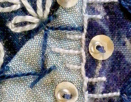 Alternating Buttonhole Stitch