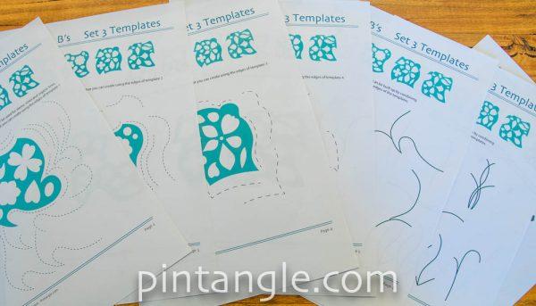 templates ebook set 3